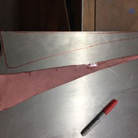 Sheet metal patterning