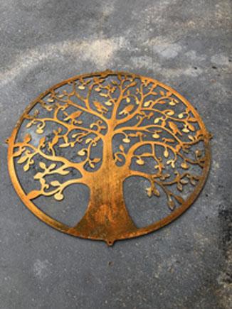 Self-Rusting Cortin Steel